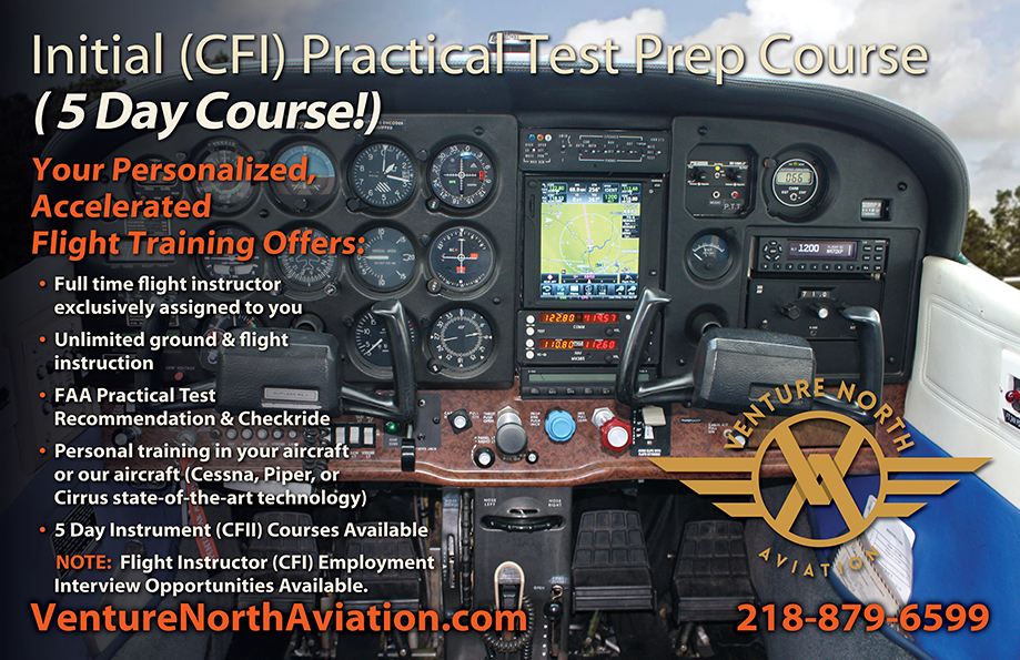 Accelerated CFI Training Course (5 Days) | Cloquet, MN